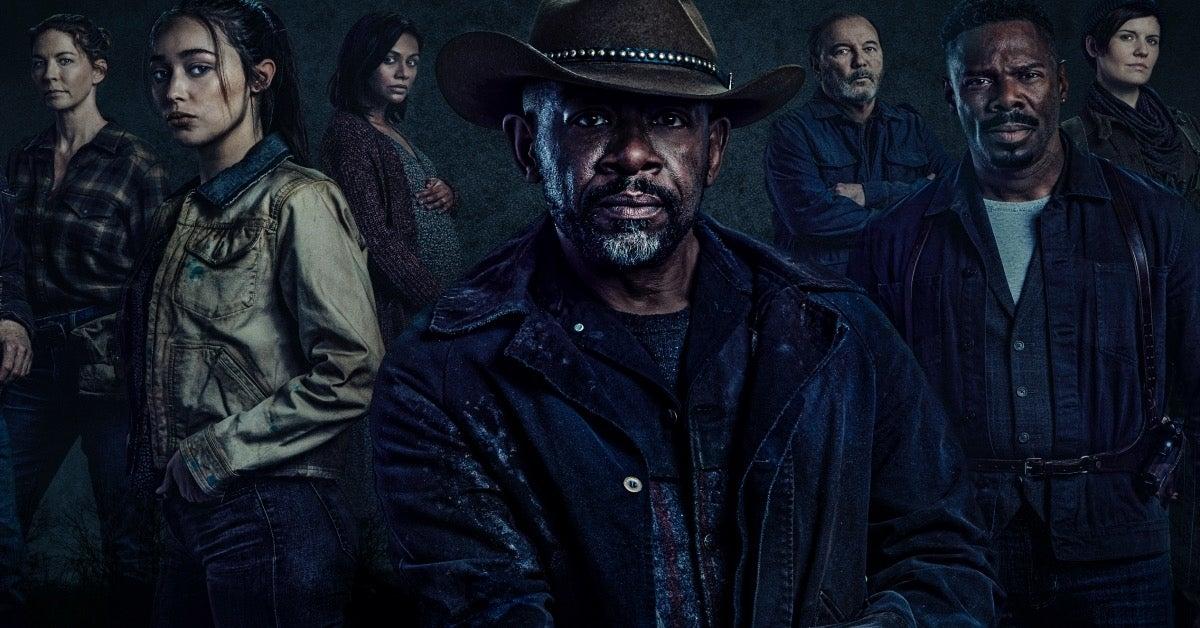 Fear the Walking Dead Season 6 characters
