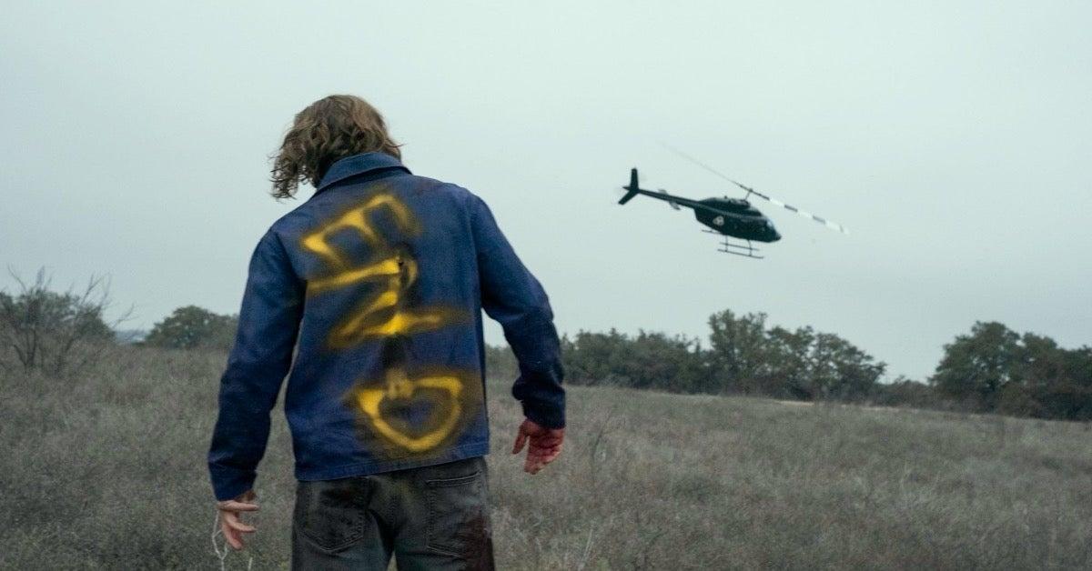Fear the Walking Dead Season 6 Finale CRM helicopter