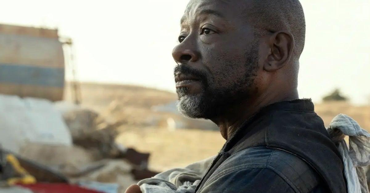 Fear the Walking Dead Season 6 finale Morgan Jones