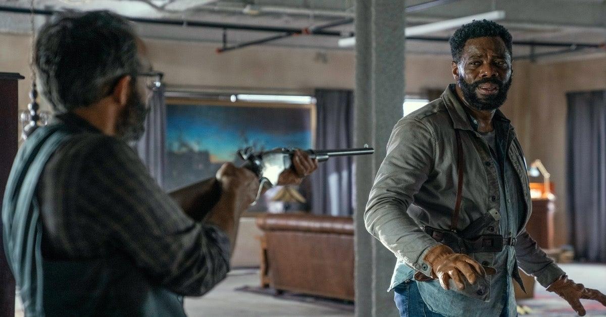 Fear the Walking Dead Season 6 finale Victor Strand
