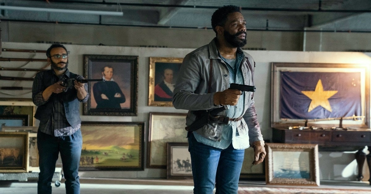 Fear the Walking Dead Season 6 finale Victor Strand Colman Domingo