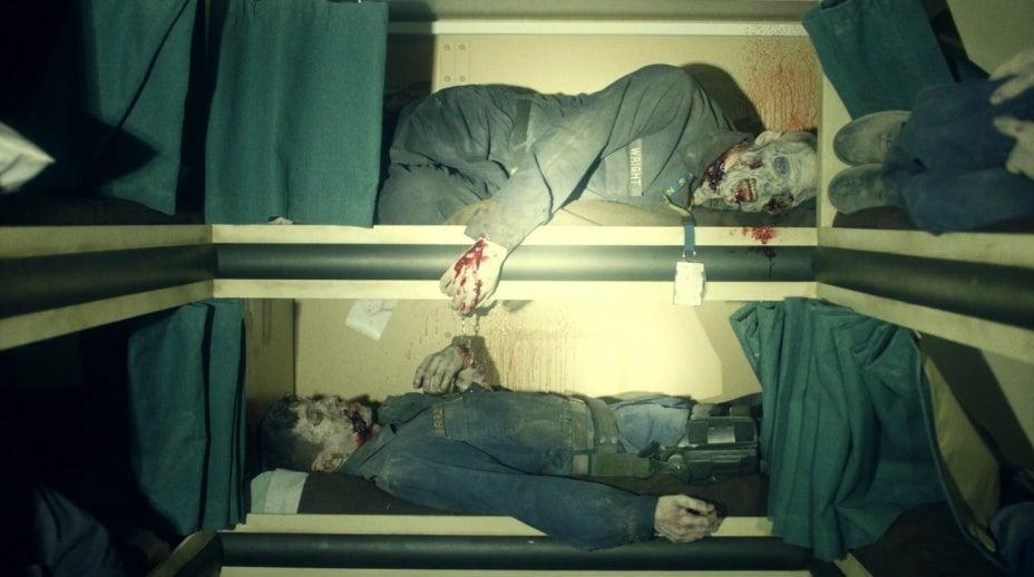 Fear the Walking Dead USS Pennsylvania