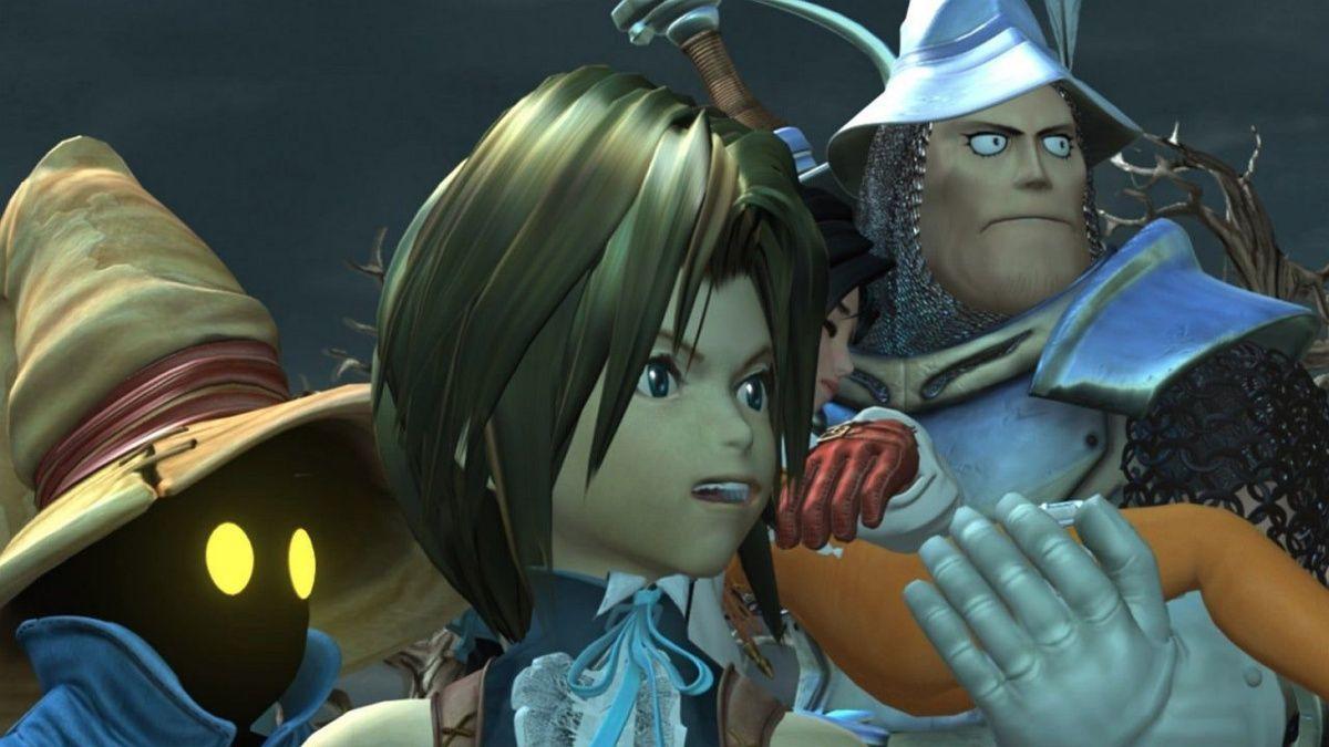 Final Fantasy IX CGI