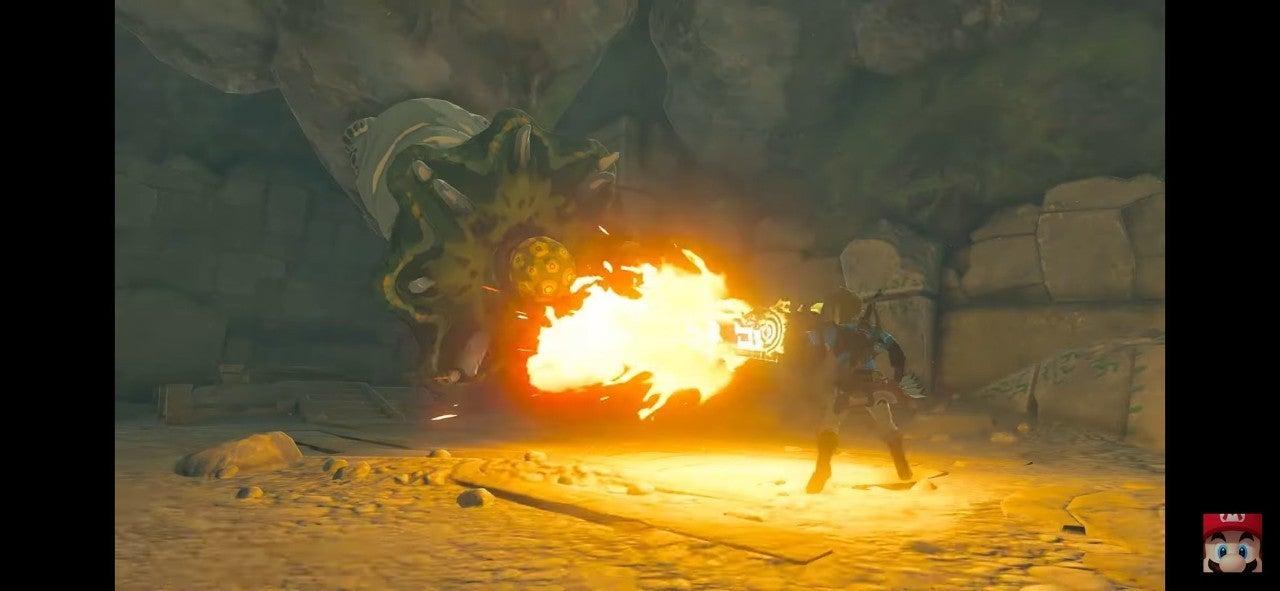 flamethrower image