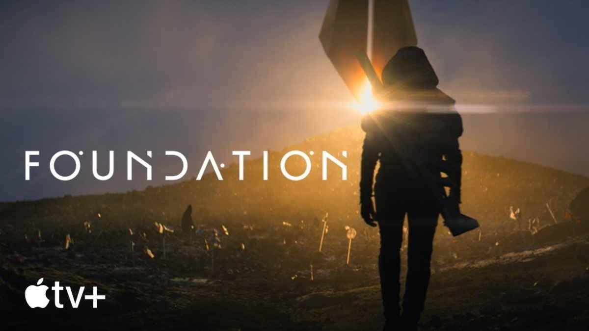Foundation Release Date Trailer Apple TV Plus