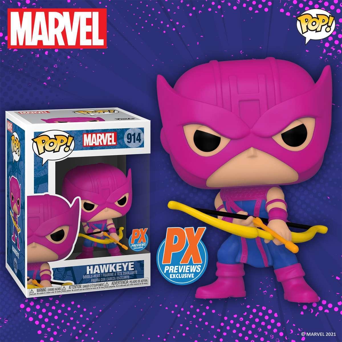 Funko-Pop-Hawkeye