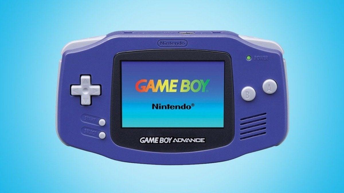 Game Boy Advance-1