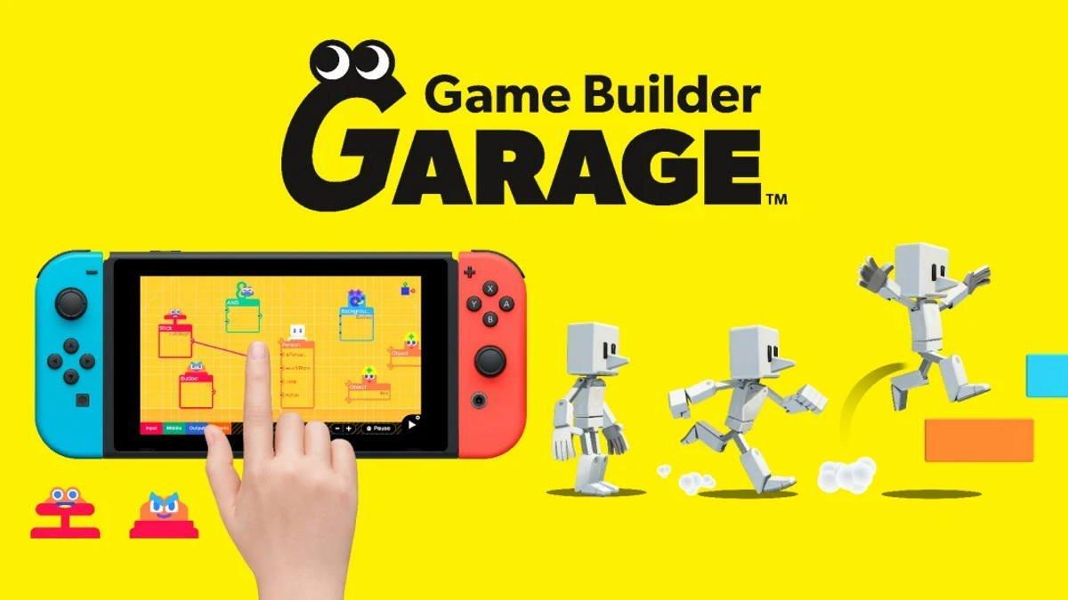 Game Builder Garage Review Nintendo Switch