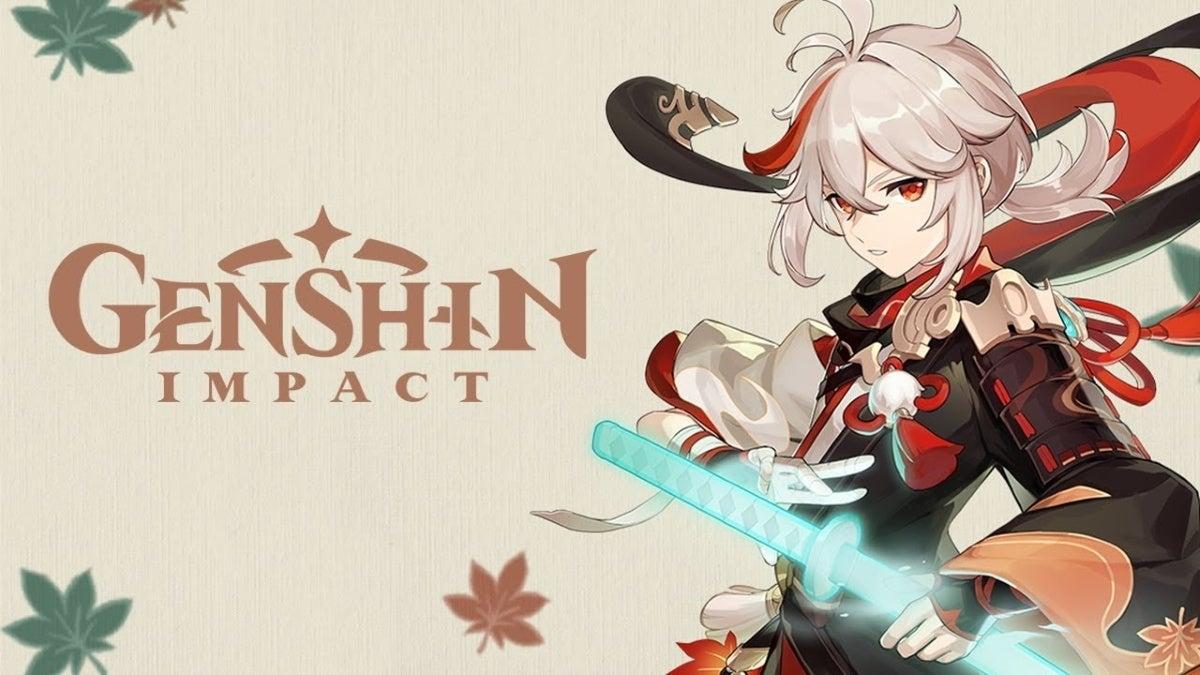 genshin impact kazuha new cropped hed