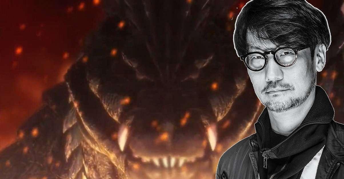 Godzilla Hideo Kojima
