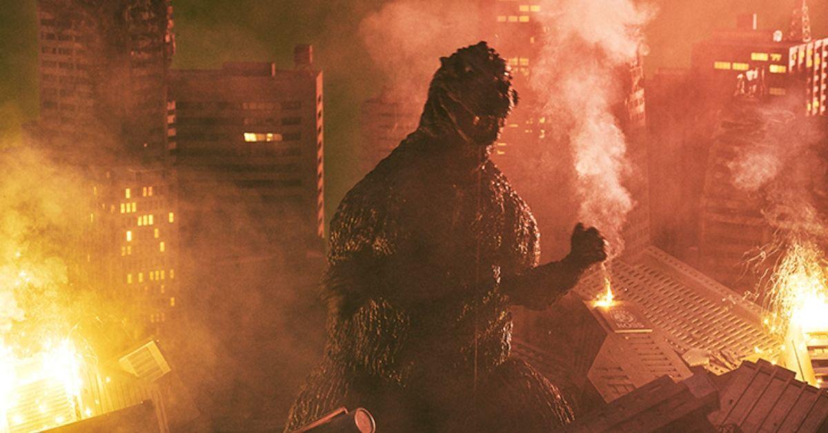 Godzilla Suntory Coffee Ad Japan