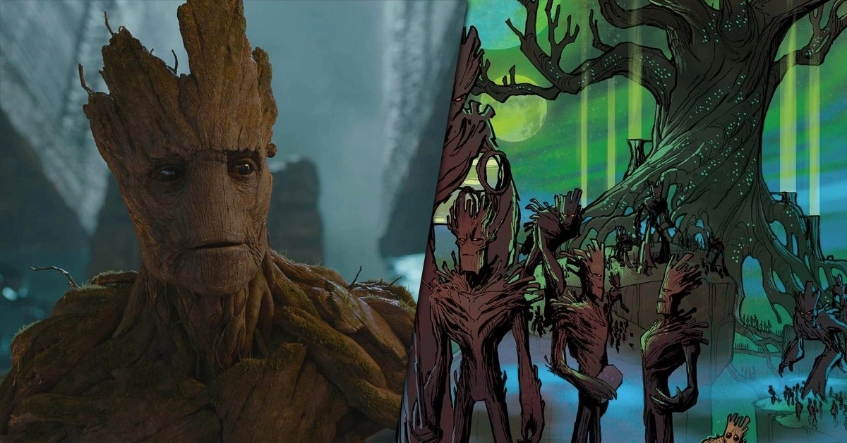 groot planet x story