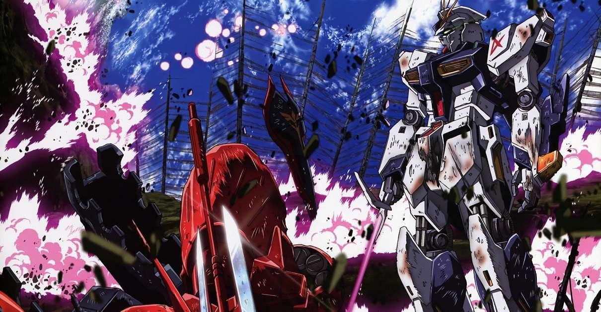 Gundam Netflix Movies