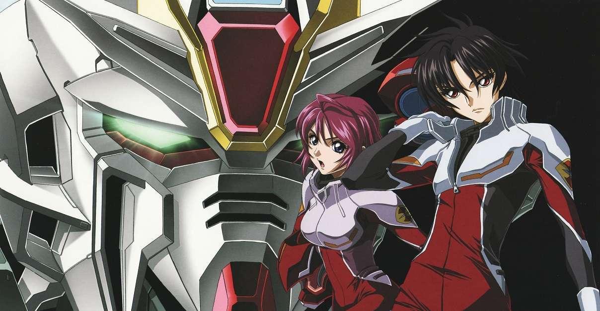 Gundam Seed Sequel
