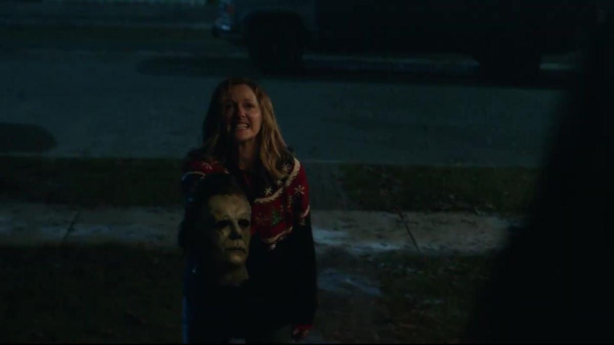 halloween kills mask