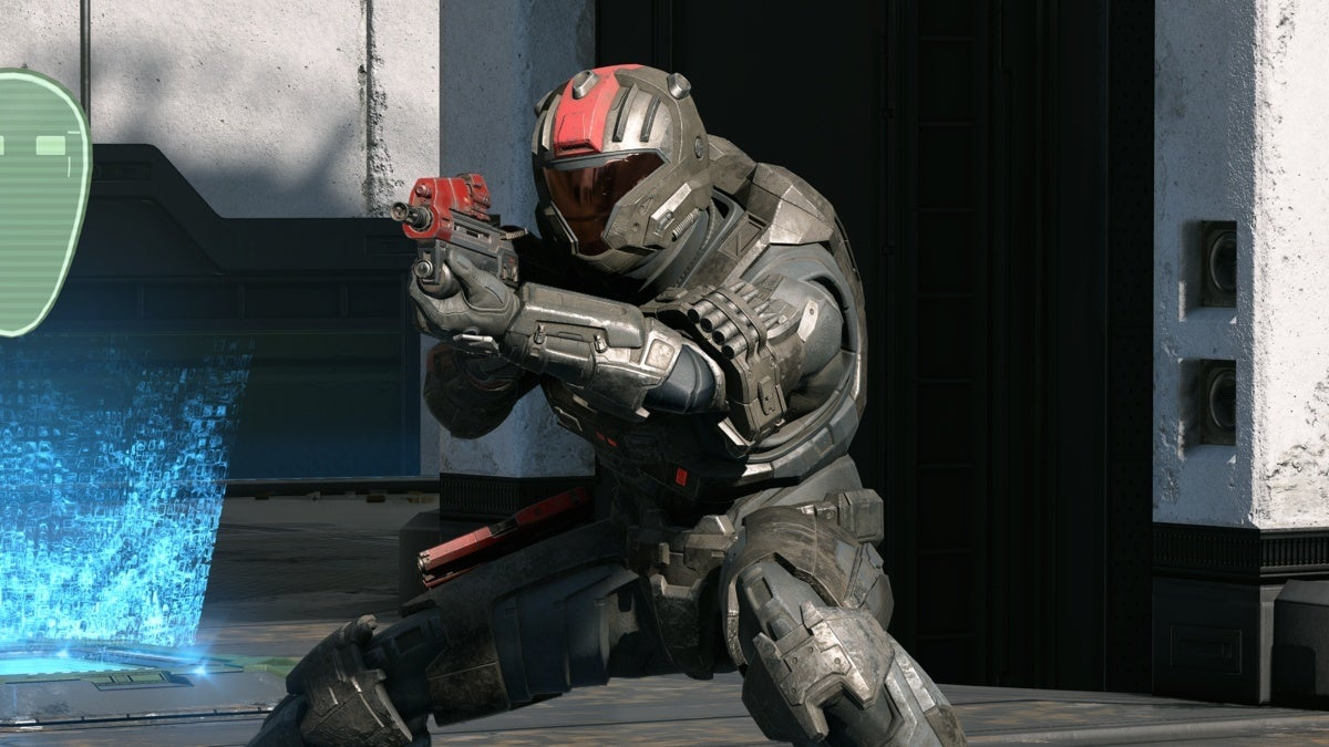 Halo Infinite Spartan
