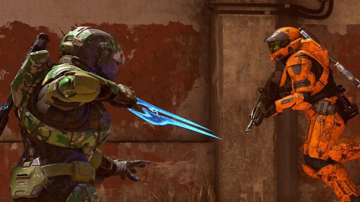 Halo Infinite Sword