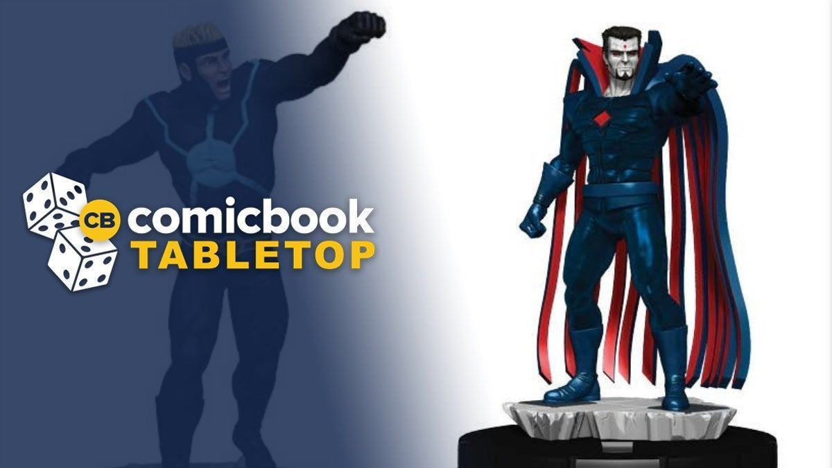 HeroClix Previews  X-Men Rise and Fall Marvel