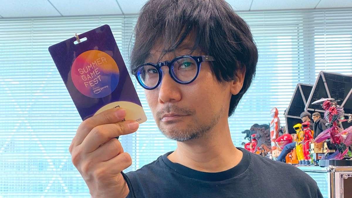 Hideo Kojima SGF