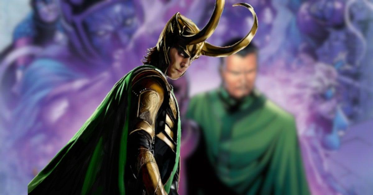 How Loki Setting Up MCU Phase 4 Big Bad Villain Kang