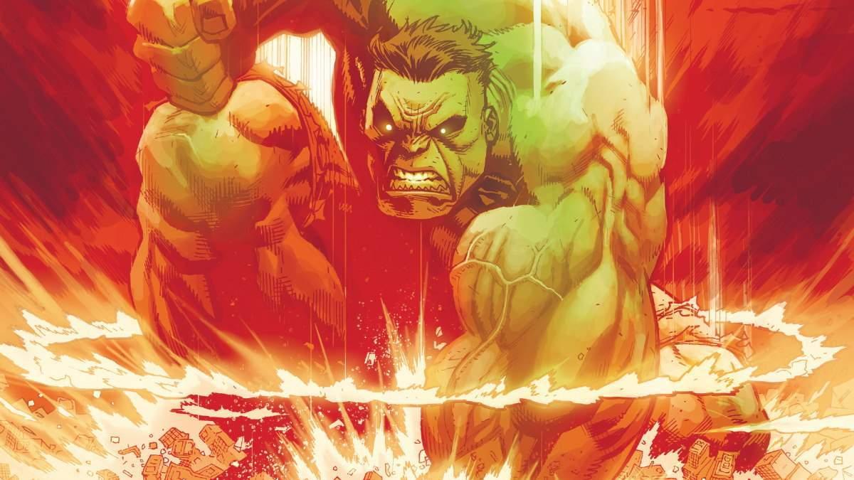 Hulk Marvel Comics 2021
