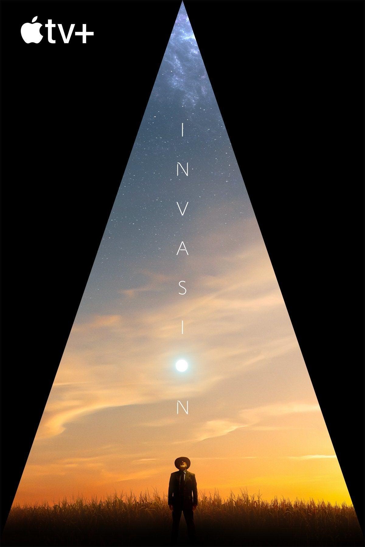 invasion tv show poster apple