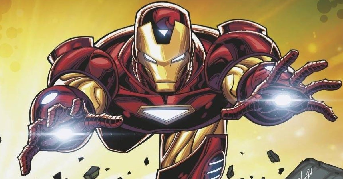 iron man annual 1 review