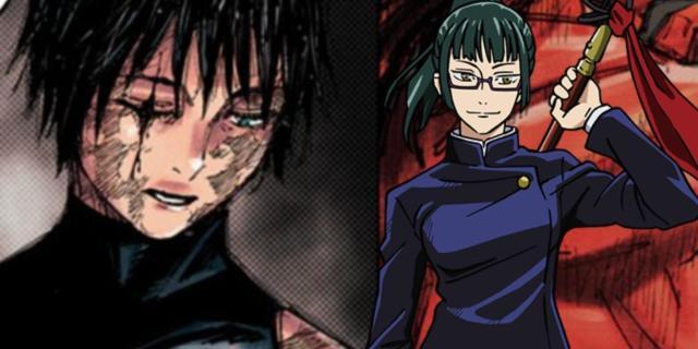 Jujutsu Kaisen Maki Strength Zenin Family Massacre Spoilers