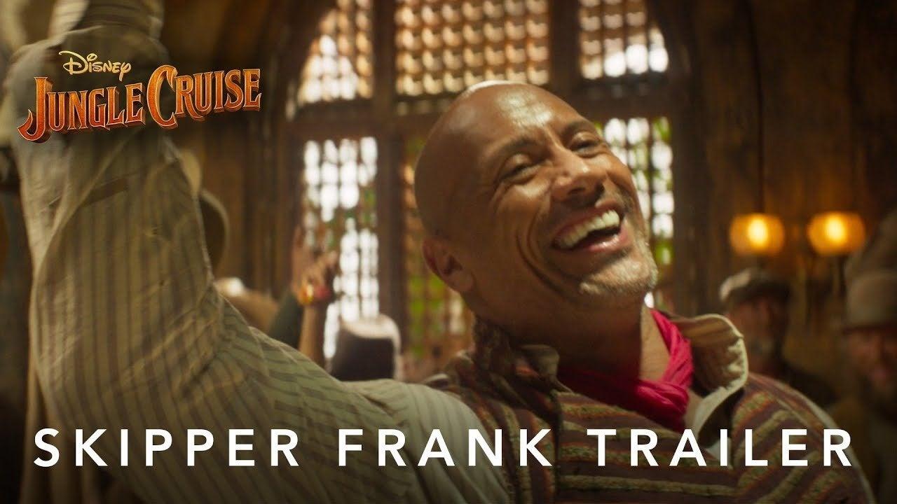 jungle cruise skipper frank