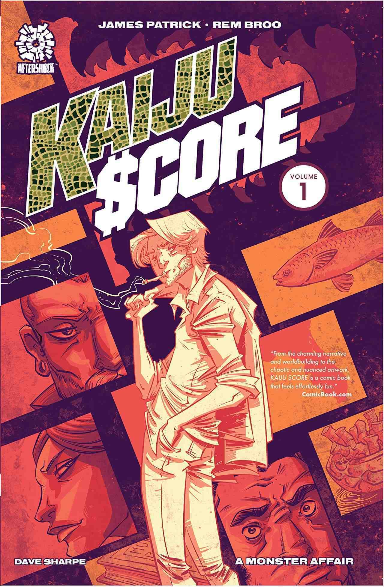Kaiju Score Vol 1