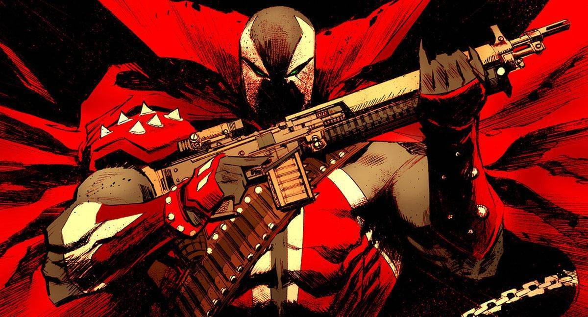 king spawn number one cover sean gordgon murphy