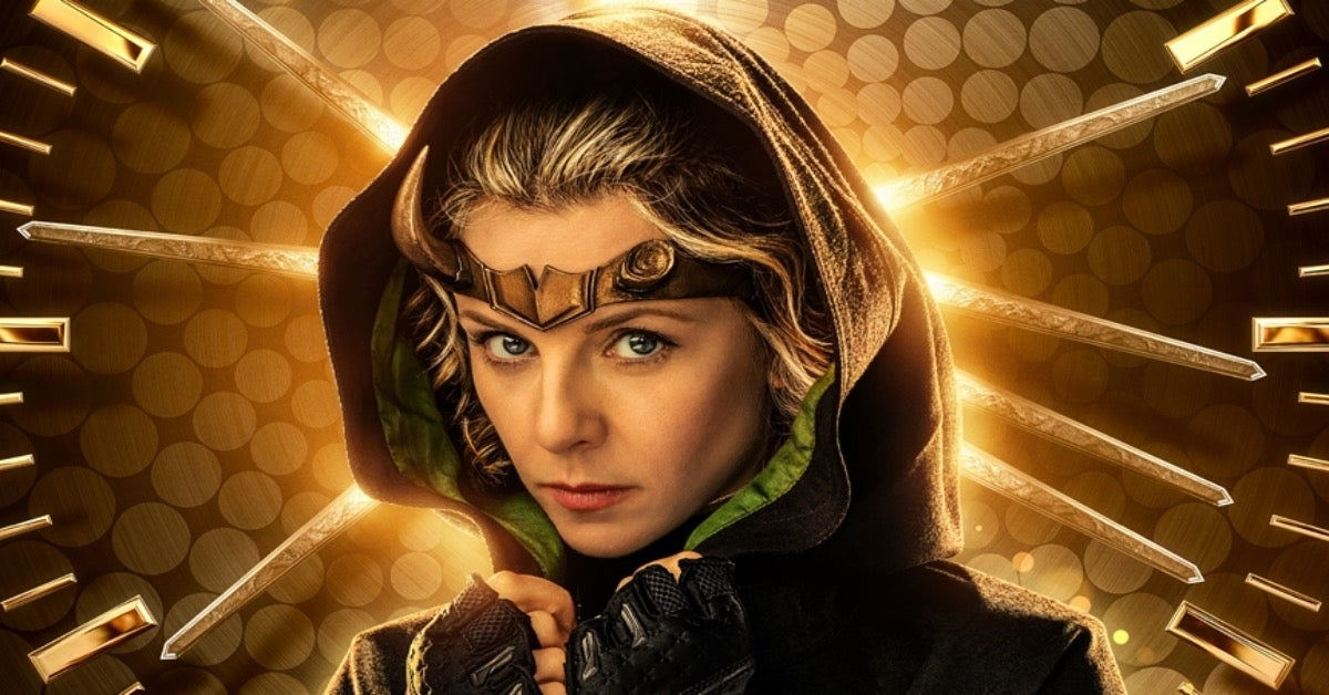 Lady Loki Sophia Di Martino