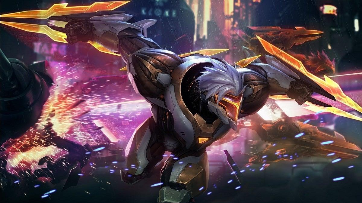League of Legends Prestige Zed