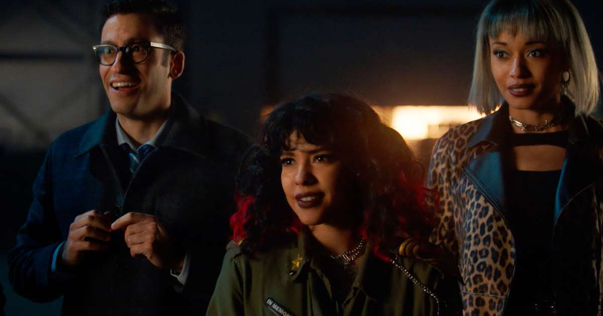 legends of tomorrow back to the finale part 2 photos