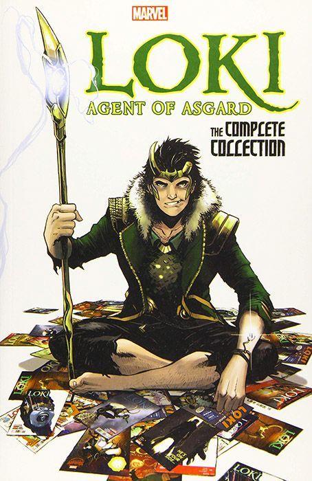 loki agent of asgard comic