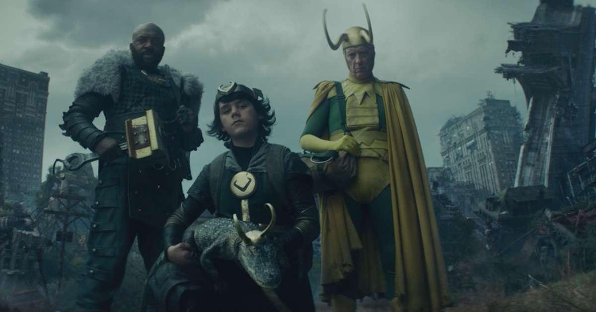 Loki finale post-credits scene