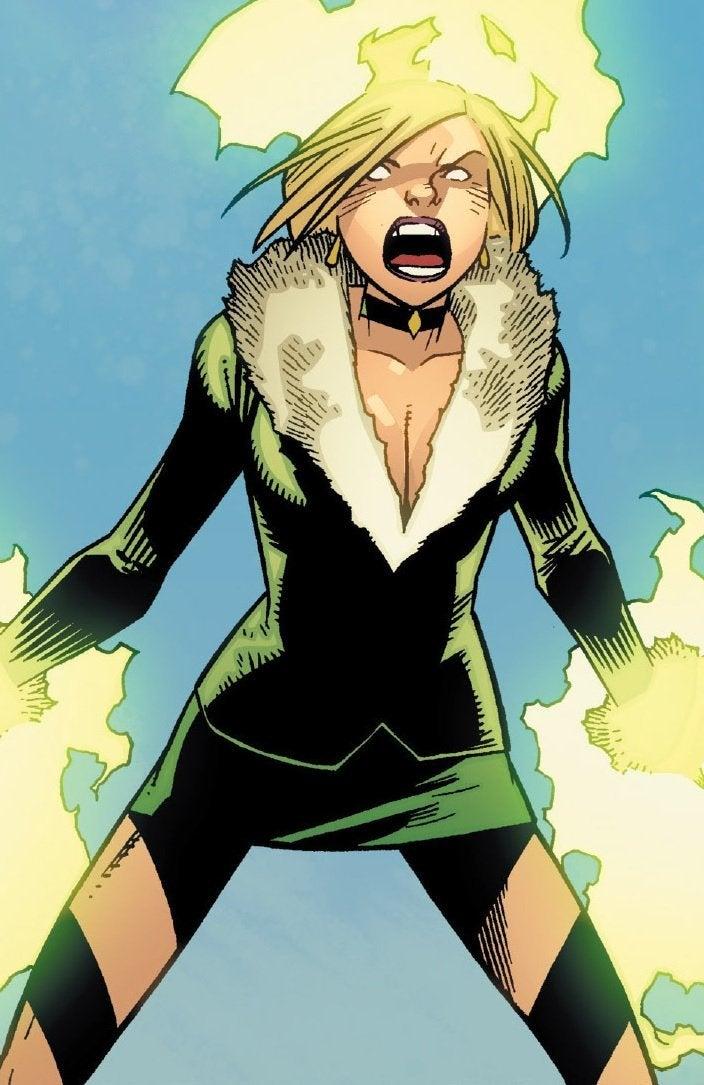 Loki Sylvie Lushton Enchantress