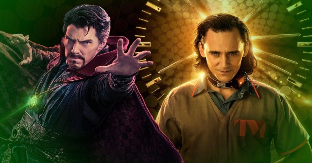Loki Time Variance Authority TVA Doctor Strange comicbookcom