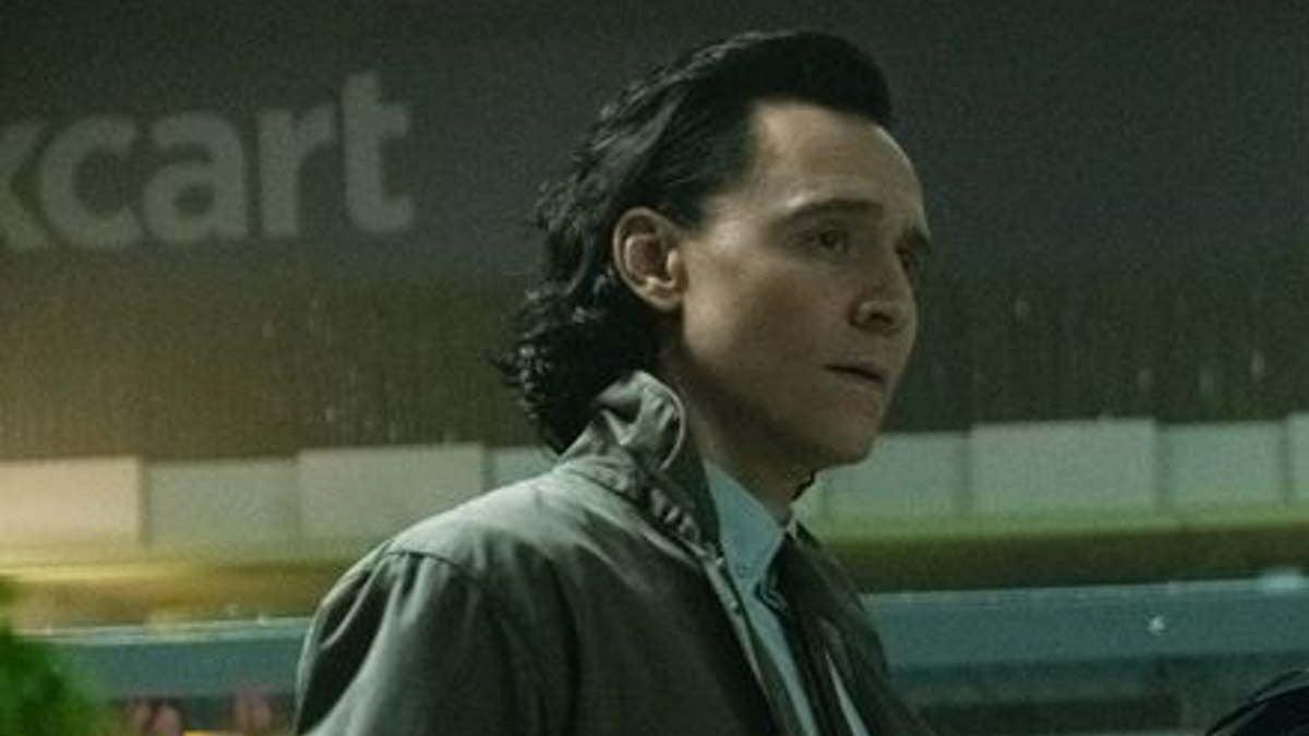 Loki Tom Hiddleston Marvel Disney Plus