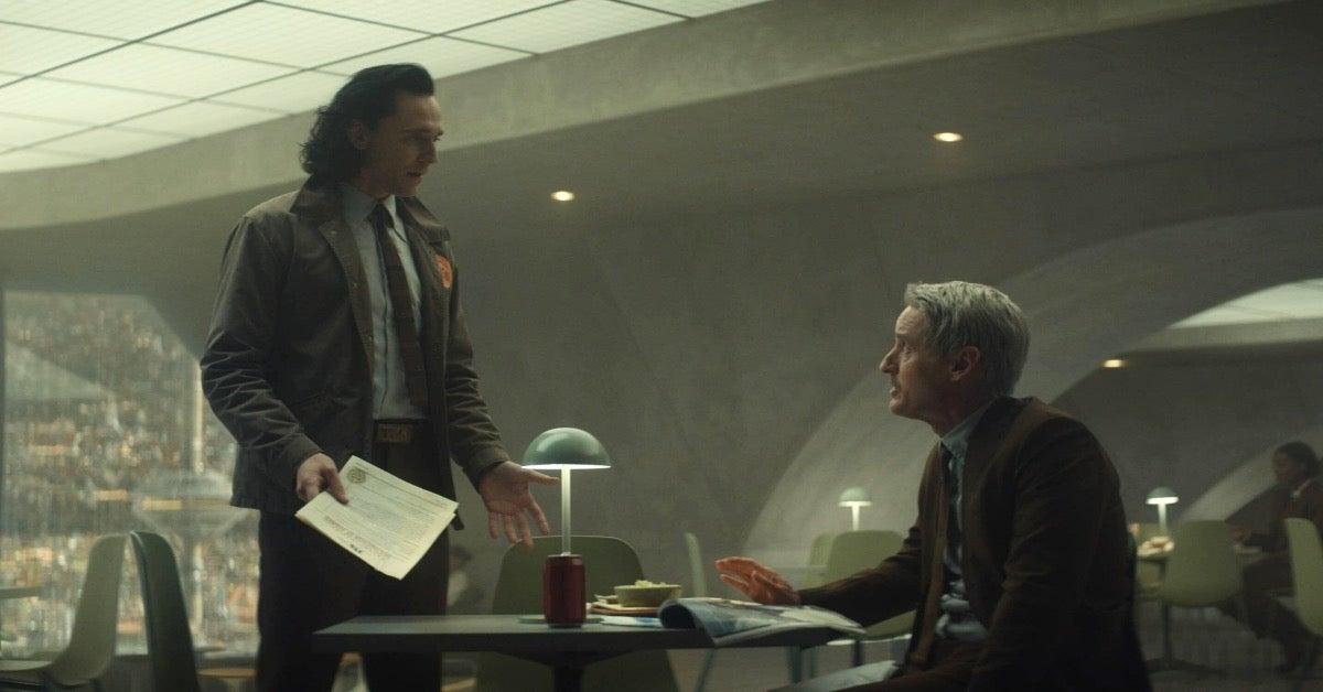 Loki Tom Hiddleston Mobius Owen Wilson