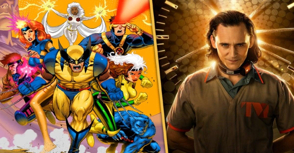 Loki Tom Hiddleston X-Men The Animated Series Marvel