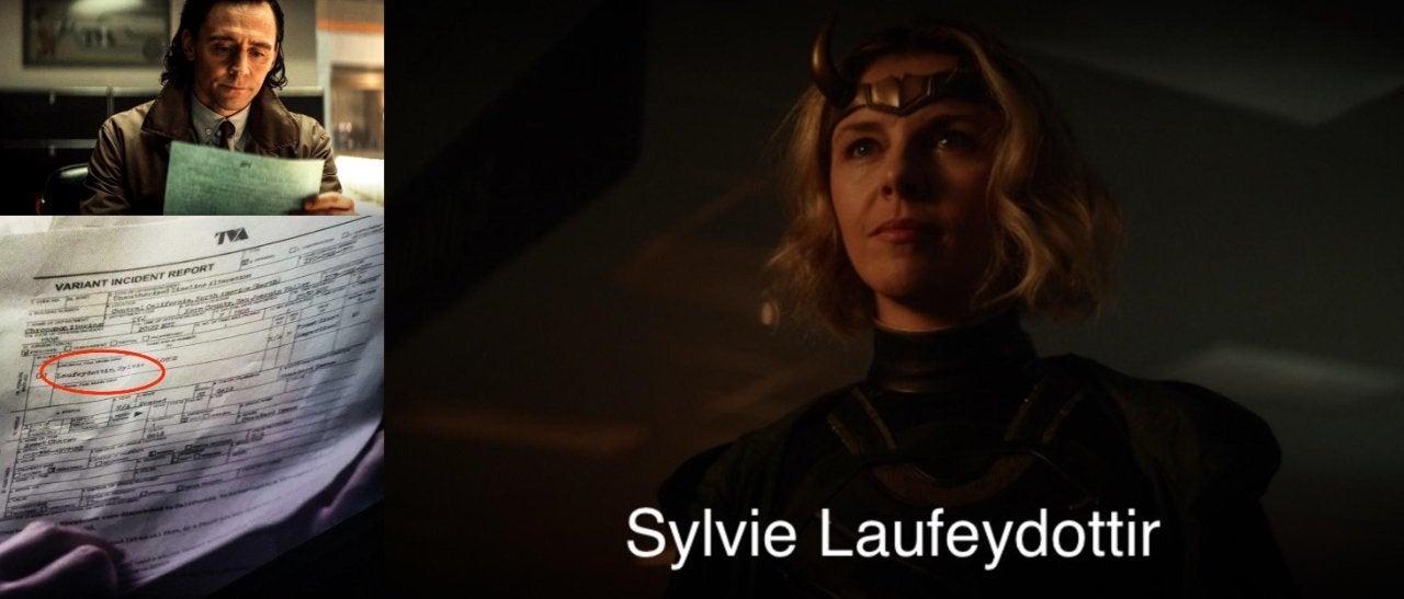 Loki TV Series Lady Loki name origin revealed Sylvie Laufeydottir