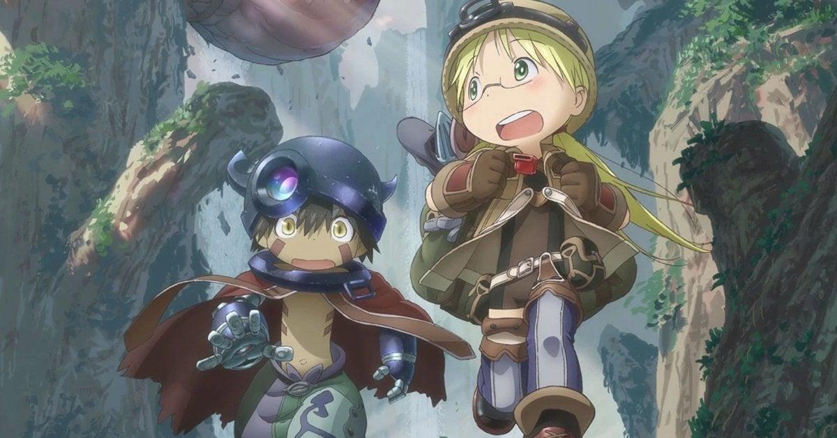 Made in Abyss Anime Manga Akihito Tsukushi