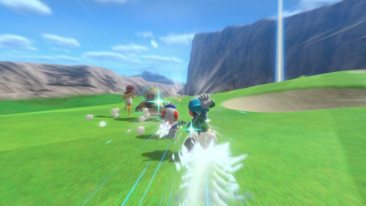 Mario Golf Rush