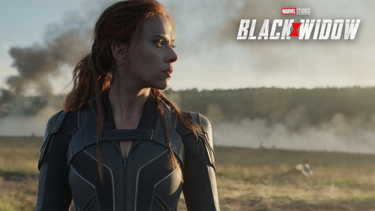 marvel black widow teaser