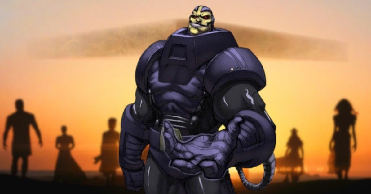 Marvel Eternals Xmen Mutants Apocalypse Connections Theory