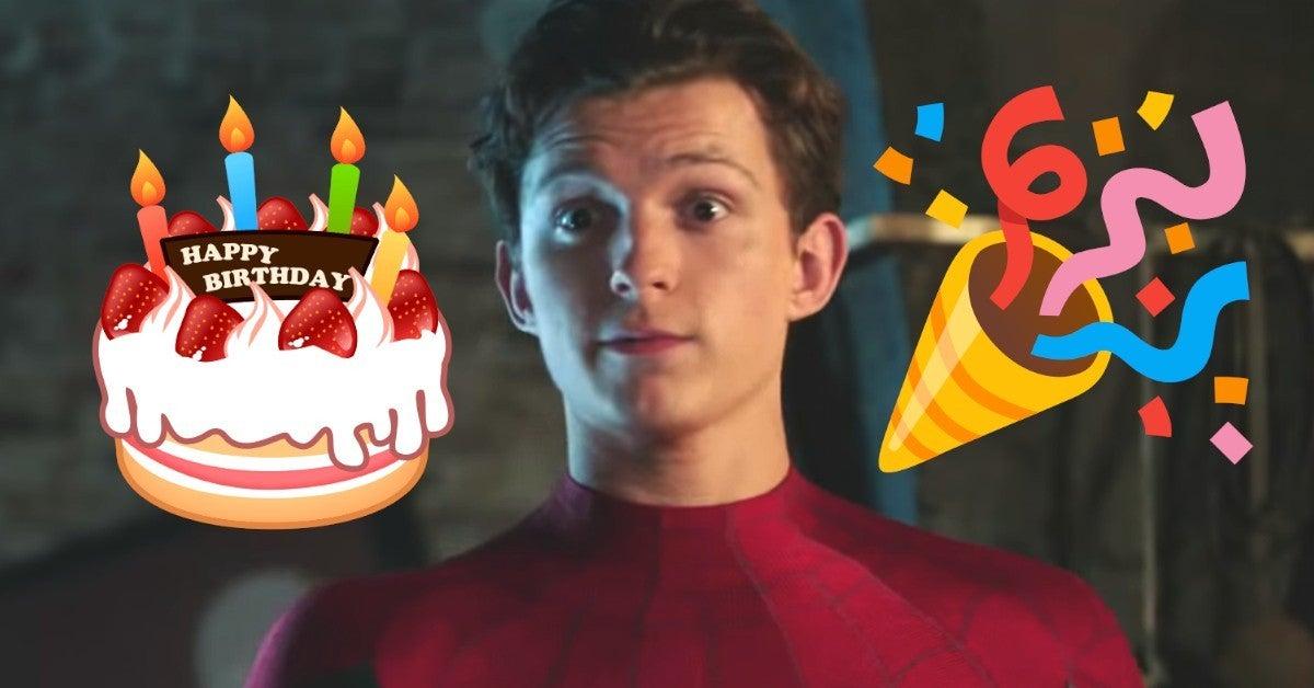 Marvel Fans Wishing Tom Holland Happy Birthday