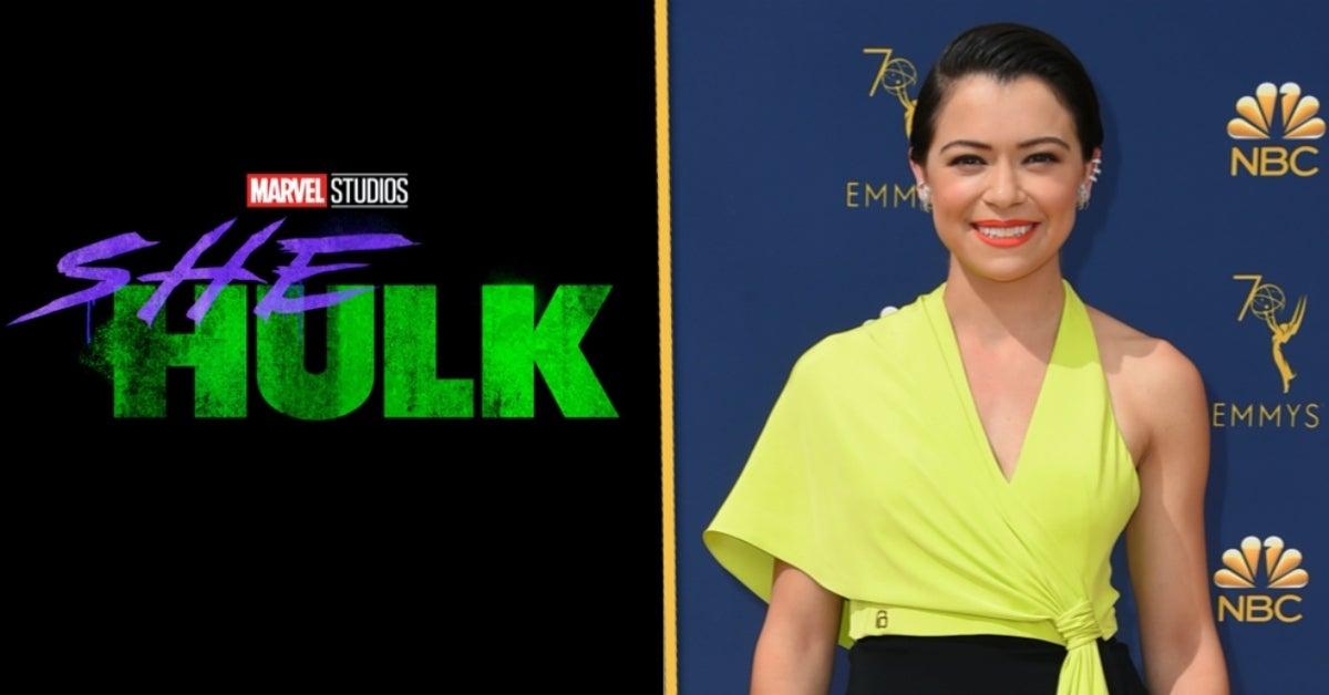 Marvel Studios She-Hulk Tatiana Maslany
