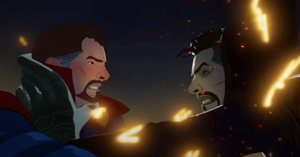 Marvel What if dark Doctor Strange