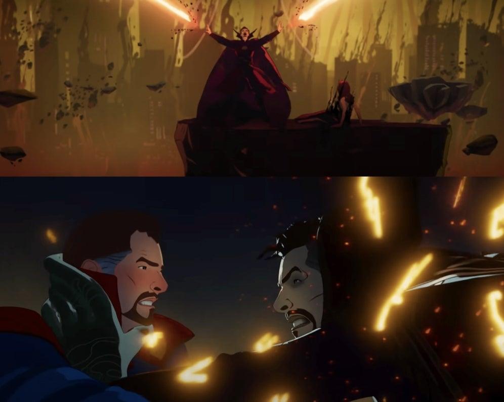 Marvel What If Doctor Strange